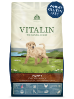 Vitalin Natural Puppy 12kg
