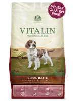Vitalin Natural senior/light 12kg