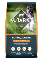Autarky Puppy and Junior Food Chicken 12kg