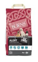 Burns Alert Chicken 12kg Dog Food