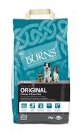 Burns Original with Chicken and Brown Rice Complete Dog Food 12kg