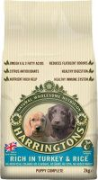 Harringtons Puppy Food with Turkey and Rice 10kg