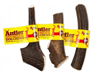 Antos Antler 100% Natural Dog Chew Large 151 - 220g