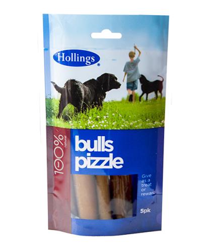 Holling Bulls Pizzle 5pk