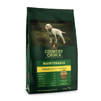 Gelert Country Choice Maintenance Puppy Food 12kg