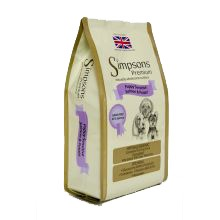 Simpsons Premium Puppy Sensitive Salmon & Potato 12kg