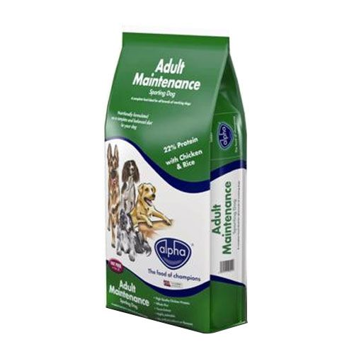 Alpha Adult Maintenance Sporting Dog 15kg