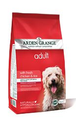 Arden Grange Chicken & Rice Dog Food 12kg