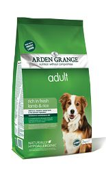 Arden Grange Lamb & Rice Dog Food 12kg