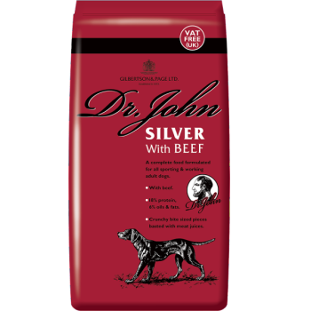 Dr. John Silver Beef 15kg