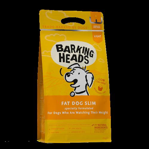 Barking Heads Fat Dog Slim 12kg