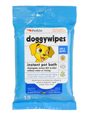 Petkin Dog Wipes Extra large XL