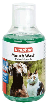 Beaphar Mouth Wash Dogs & Cats