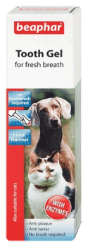 Beaphar Tooth Gel - Dogs & Cats