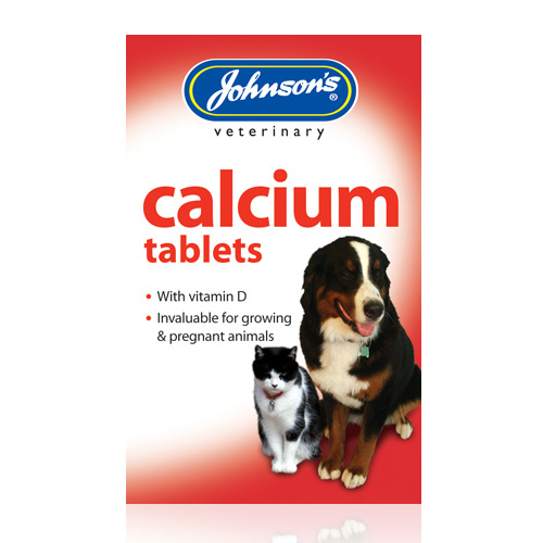 Johnsons Calcium Tablets ( 40 Tabs )