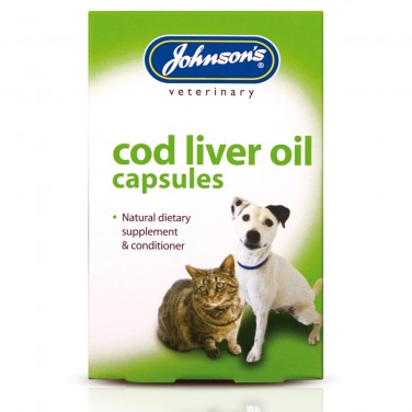 Johnsons Cod Liver Oil Caps 9 40 Tabs )