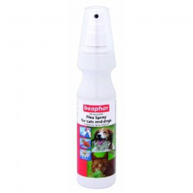 Beaphar Cat & Dog Flea Spray 150ml