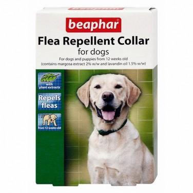 Beaphar Dog Flea Collar Plastic, 60cm