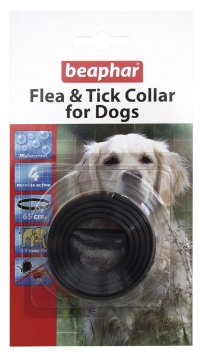 Beaphar Dog Flea Collar Repellent, 12wk