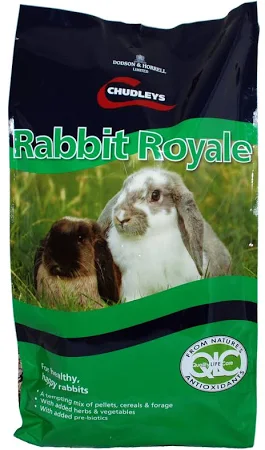 Chudleys Rabbit Royale 15kg £14.69