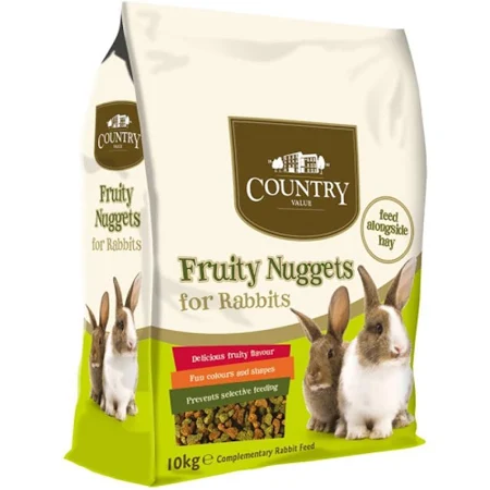 Country Value Rabbit Nuggets 10kg