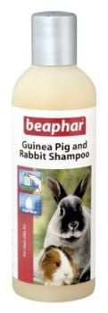 Beaphar Guinea Pig and Rabbit Shampoo 250ml