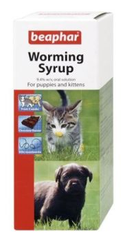 Beaphar Worming Syrup 45ml