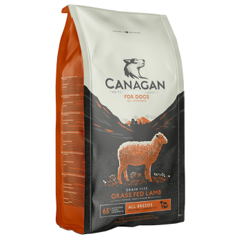 Canagan Grass Fed Lamb 12kg