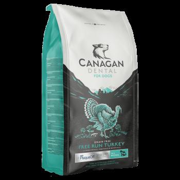 Canagan Free Run Turkey Dental 12kg