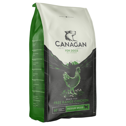 Canagan Free Range Chicken 2kg
