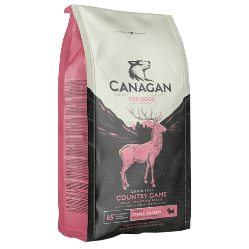 Canagan Country Game Small Breed 2kg