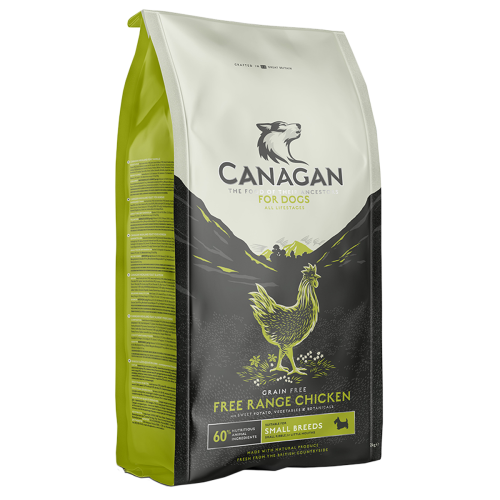 Canagan Free Range Chicken Small Breed 2kg