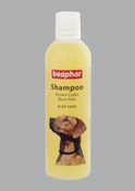Beapher Shampoo for Brown Coats ( Aloe Vera ) 250ml