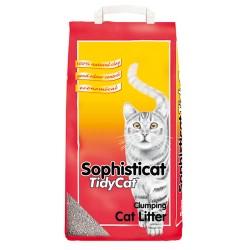 Sophisticat Tidy Cat Litter  20 Litre