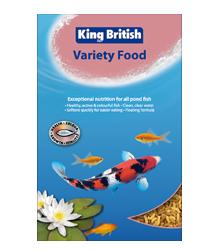 King British Variety Food 150g or 900g