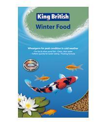 King British Winter Food 150g or 900g