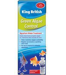 KING BRITISH GREEN ALGAE CONTROL 100ML