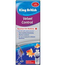 King British Velvet Control - Aquarium 100ml