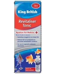 King British Revitaliser Tonic - Aquarium 100ml