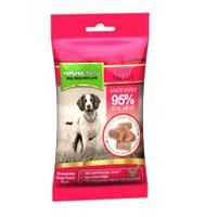 Natures Menu Beef Dog Treats 60g