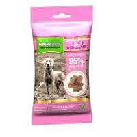 Natures Menu Lamb Dog Treats 60g