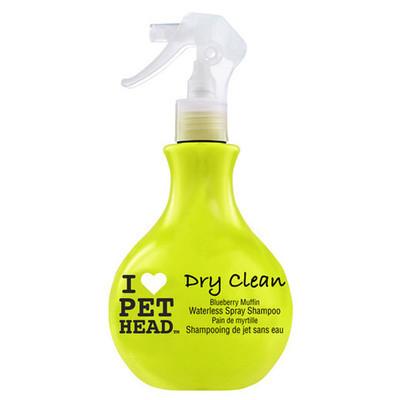 Pet Heads Dry Clean Spray Shampoo 450ml