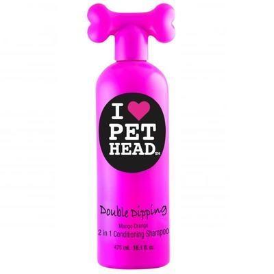 Pet Head Double Dipping Dog Shampoo 250ml