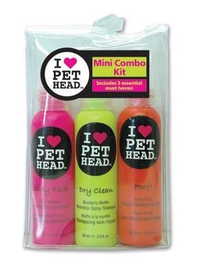 Pet Heads Mini Combo Pack