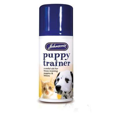 Johnsons Puppy & Trainer Spray 150ml
