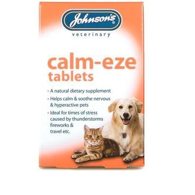 Johnson Calm-Eze Tablets