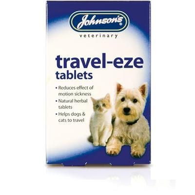 Johnson Travel-Eze Tablets