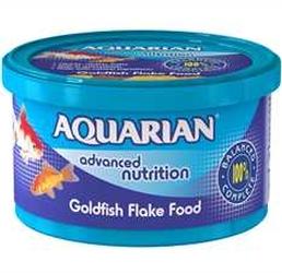 AQUARIAN Goldfish Flake 50g