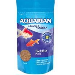 AQUARIAN Goldfish Pellet 284g