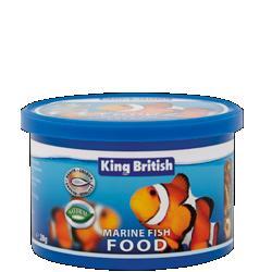 King British Marine Food 28g